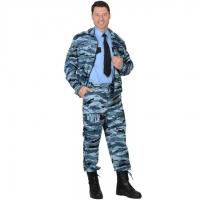 спецодежда КМФ и охранных структур
