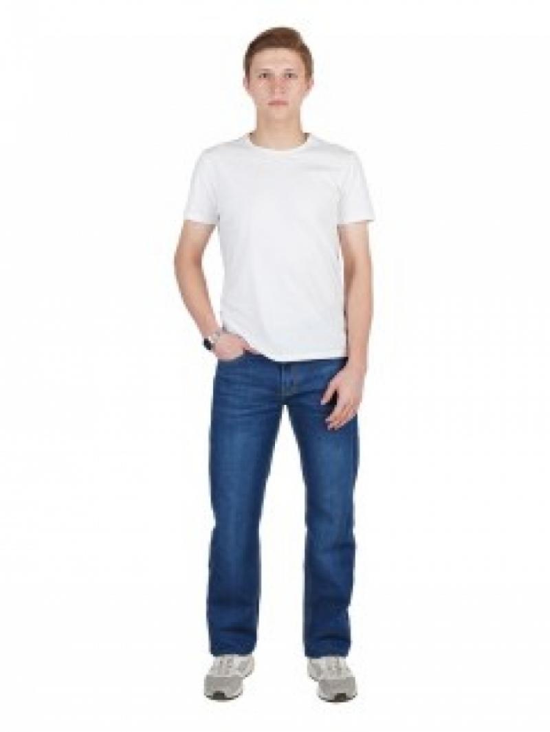 Брюки мужские джинсовые