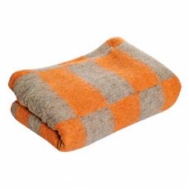 Одеяло полушерстяное 1,5 сп. гладкокрашеное